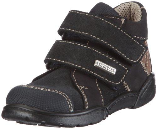 Däumling Seppi 18M0780/148, Chaussures basses garçon - Bleu-TR-BP, 20 EU