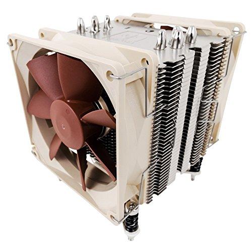 NOCTUA I4CPU-Kühler für Intel Xeon CPU _ LGA2011, 1356und 1366Plattformen nh-u9dxi4 (Sportliche Auszeichnungen)