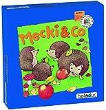 Beleduc 22355 - Mecki & Co, Würfelspiel