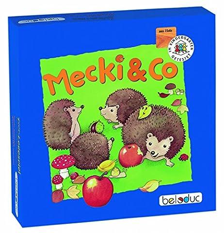 Beleduc 22355 - Mecki & Co,