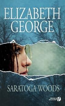 Saratoga Woods - The Edge of Nowhere 1 par [GEORGE, Elizabeth]