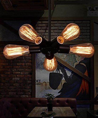 Antik-weiße Esszimmer-sätze (MOMO Personalisierte dekorative Beleuchtung Keramik, Holz, Chinesisch, Wohnzimmer, Vintage, Led, Lampe, Antik, Esszimmer, Schlafzimmer, Studie, (28 * 23cm))