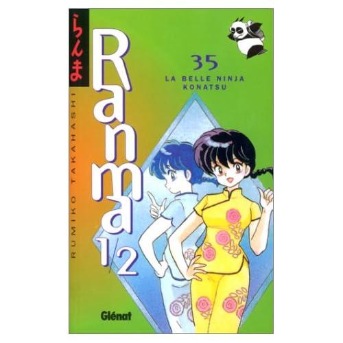 Ranma 1/2 Tome 35 : La belle ninja Konatsu