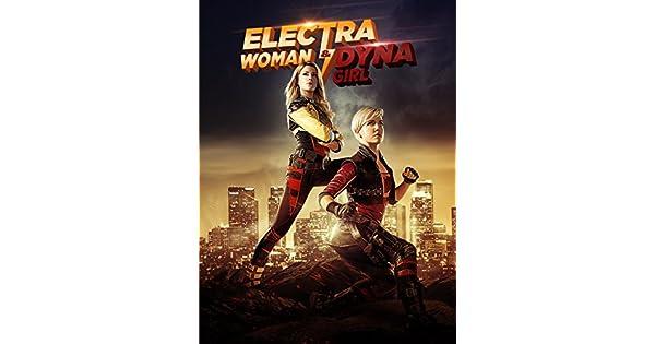 Amazonde Electra Woman Dyna Girl Omu Ansehen Prime Video