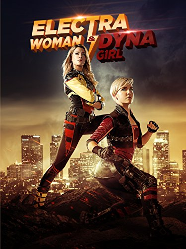 Electra Woman & Dyna Girl [OmU]