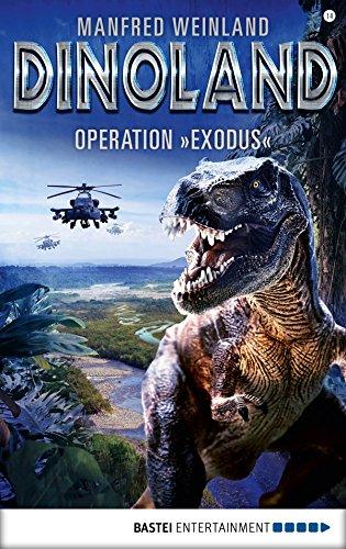 "Dino-Land - Folge 14: Operation ""Exodus (Rückkehr der Saurier)"