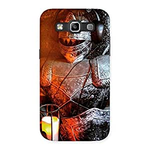 Gorgeous Knight Warrior Multicolor Back Case Cover for Galaxy Grand Quattro