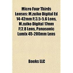 Micro Four Thirds Lenses: M.Zuiko Digital Ed 14-42mm F-3.5-5.6 Lens, M.Zuiko Digital 17mm F-2.8 Lens, Panasonic Lumix 45-200mm Lens
