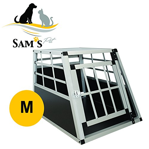 Produkt: Aluminium Hundetransportbox