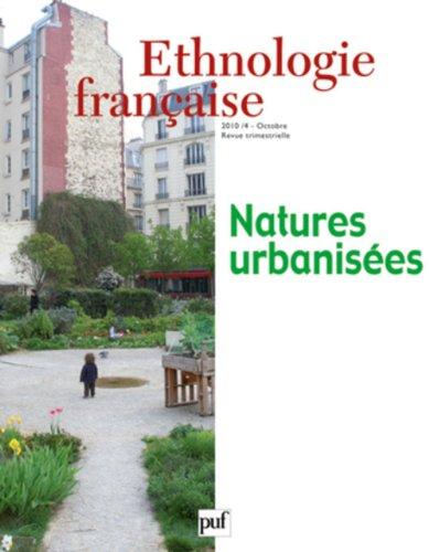Ethnologie française 2010 - N° 4 par Collectif