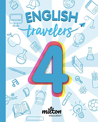 Travelers Blue 4 - English Language 4 Primaria