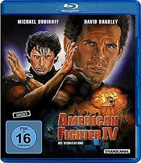 American Fighter 4 - Die Vernichtung - Uncut [Blu-ray]