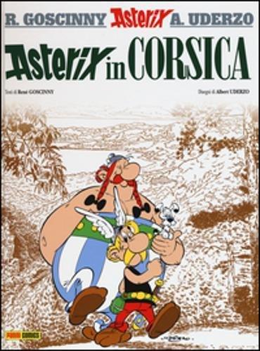 Asterix in Corsica: 20 por René Goscinny