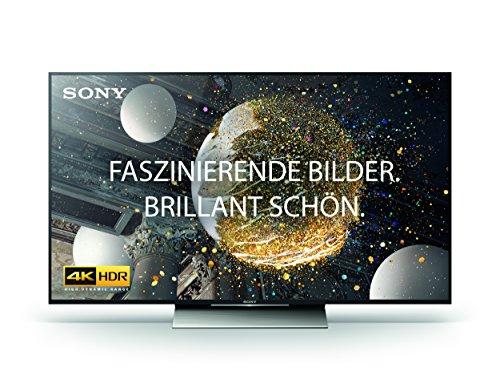 Sony KD-55XD8005 4K HDR TV)