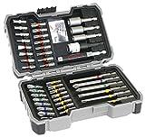 Bit- und Steckschlüssel-Set, 43-teilig, 25 mm, 75 mm