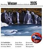 Harenberg Postkarten-Kalender Wasser 2005. Elementare Kraft einer Naturgewalt -