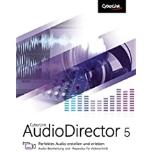 CyberLink AudioDirector 5 Ultra [Download]