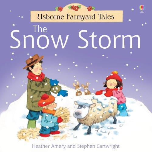 The Snow Storm: For tablet devices (Usborne Farmyard Tales)