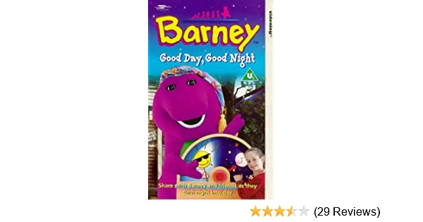 Bzz - Barney Goes Shopping - Germ