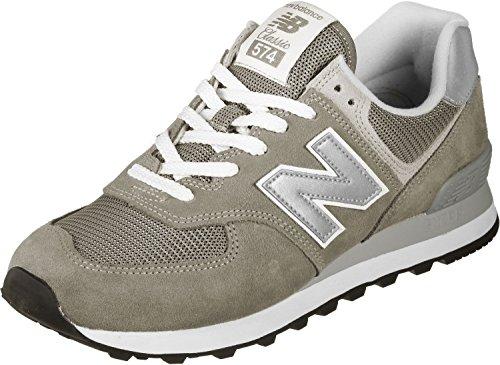 New Balance 574 Herren Sneaker Grau - 2