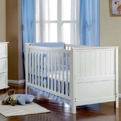 Babymobel Oferta Cuna de 140cm Convertible en Cama MI3 by MICUNA cpu2007005-DESKandSIT-