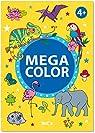 Mega color - 4 ans et plus par Ballon