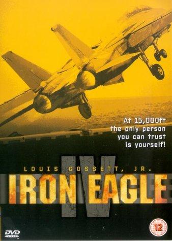 Image of Iron Eagle 4 [DVD]