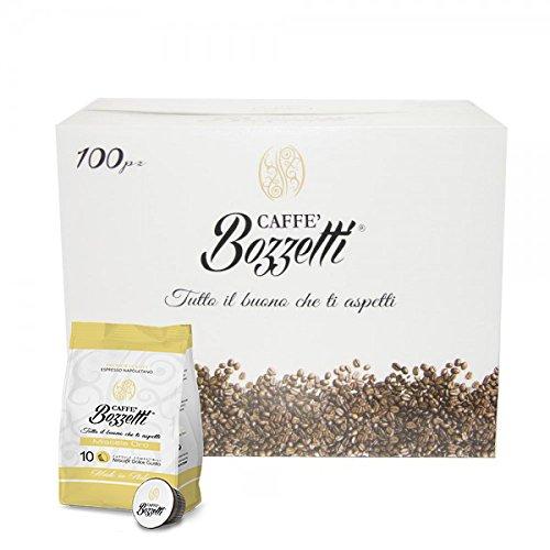CAFFE BOZZETTI 100 capsule Dolce Gusto miscela oro