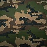 Army France 3-Farben-Tarndruck, schmutz- und