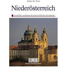 DuMont Kunst-Reiseführer: Niederösterreich. Geschichte und Kunst des österreichischen Kernlandes
