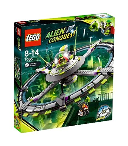 Lego Alien Conquest 7065 - Großes