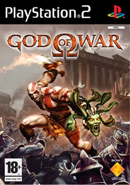 God of War (PS2): Amazon.co.uk: PC & Video Games