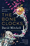 Front cover for the book The Bone Clocks by David Mitchell