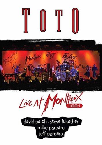 Bild von Toto - Live in Montreux