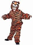 Mottoland Kinder Kostüm Tiger Tigerkostüm Karneval Fasching Gr.128