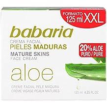 Babaria, Crema y leche facial - 125 ml.