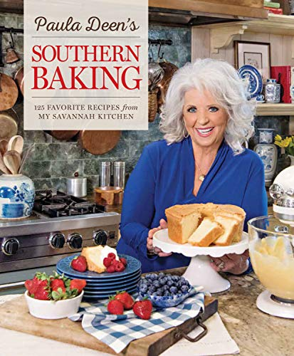 Paula Deen's Southern Baking: 125 Favorite Recipes from My Savannah Kitchen Paula Deen Muffins