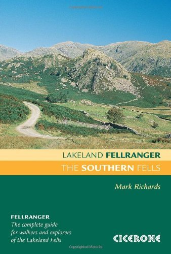 The Southern Fells (Lakeland Fellranger) by Mark Richards (2009-03-13)