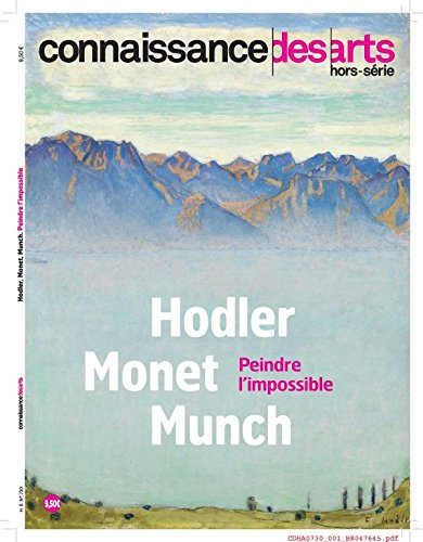 Holder-Monet-Munch par Collectif