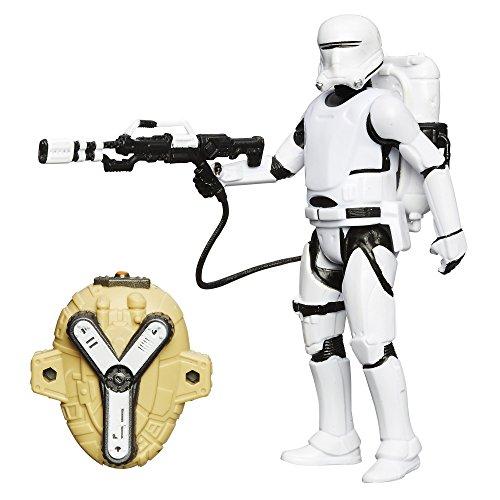 Star Wars - El Despertar de la Fuerza - Figura First Order Flametrooper (B3969)