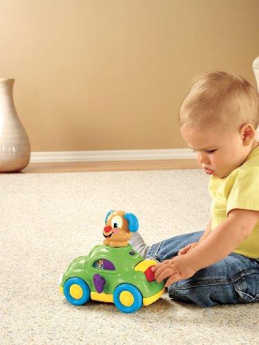 Imagen 1 de Fisher-Price Mattel - Coche Perrito Aprendizaje 21-2146X