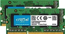 Crucial CT2KIT51264BF160BJ Kit Memoria da 8 GB (4 GBx2) (DDR3L, 1600 MT/s, PC3L-12800, Single Rank, SODIMM, 204-Pin) 1.35V