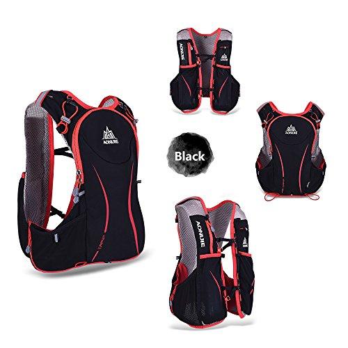 Imagen de lixada 5l deportes /–vest pack para 1.5l water bag ciclismo senderismo bag al aire libre deportes, l/xl s m  alternativa