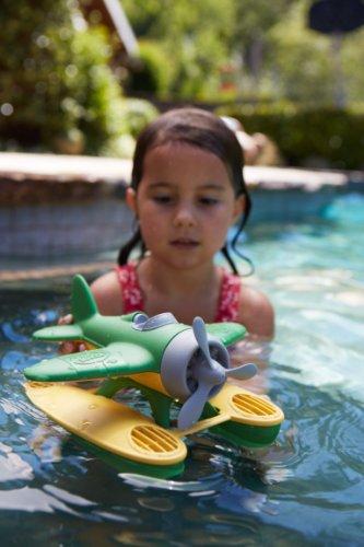 Green Toys SEAG-1029 - Wasserflugzeug, grün - 6
