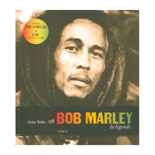 Bob Marley : La légende (1CD audio)