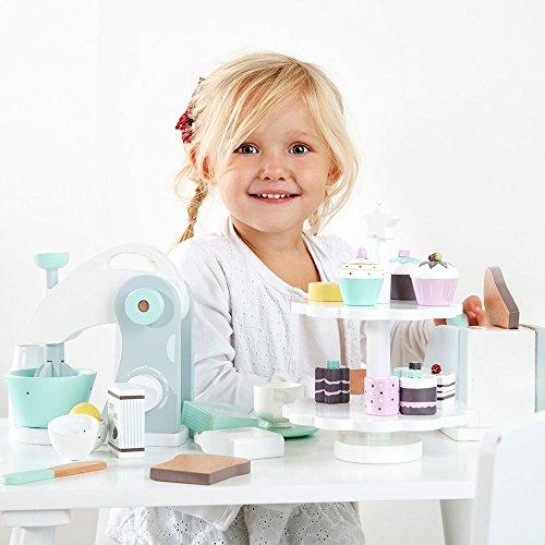 Kids Concept Wooden Toy Food Mixer Set