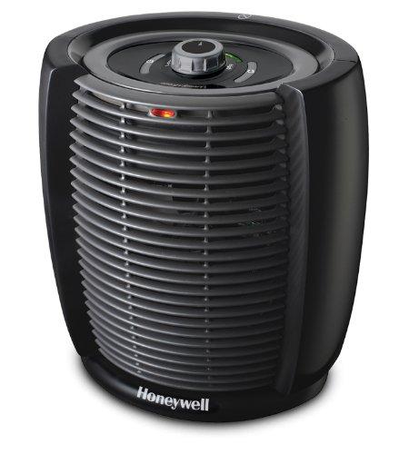 Honeywell Natürlichen (Honeywell HZ7200E2 Schnellheizlüfter - Energie-Effizient, anthrazitgrau)