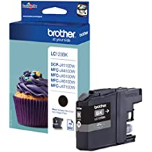 Brother LC-123BK Ink Cartridge - Black LC-123BK