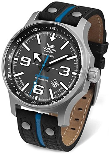 Montre Vostok Europe Expedition North Pole homme NH35A/5955195