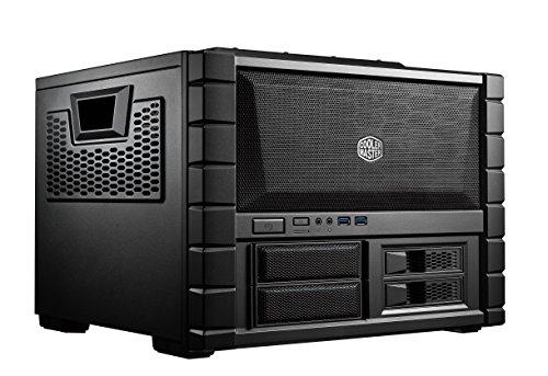 Cooler Master HAF XB EVO PC-Gehäuse 'ATX, micro-ATX, Mini-ITX, USB 3.0, Seitliches Lochgitter' RC-902XB-KKN2